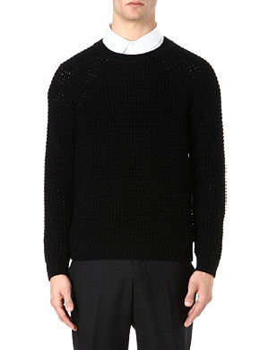SANDRO Pull Fear jumper