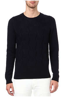 SANDRO Oscillation jumper