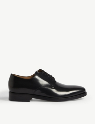 Leather Derby shoes(8125724)