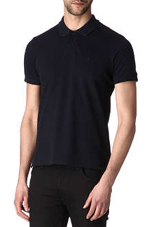 SANDRO Mariner polo shirt