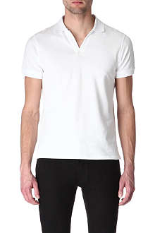 SANDRO Halo polo shirt