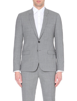 SANDRO Wool jacket