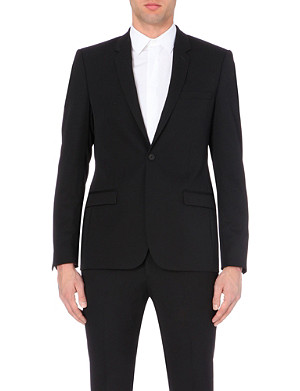 SANDRO Wool suit jacket