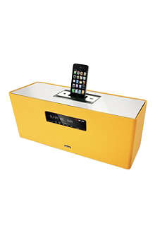 LOEWE SoundBox iPod dock, radio and CD player