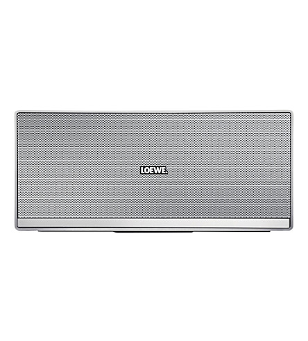 LOEWE TECHNOLOGY Speaker 2go portable Bluetooth speaker