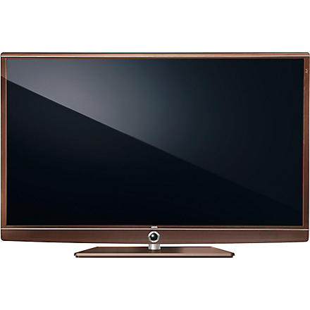 LOEWE Art 50 Full HD 3D LED TV Mocha with table stand