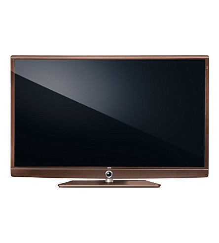 LOEWE TECHNOLOGY Art 50 Full HD 3D LED TV Mocha with table stand