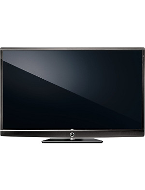 LOEWE Art 60 TV Black with table stand