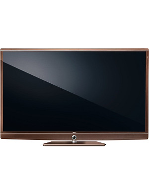 LOEWE Art 60 Full HD 3D LED TV Mocha with table stand