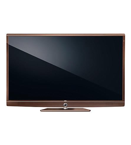 LOEWE TECHNOLOGY Art 60 Full HD 3D LED TV Mocha with table stand
