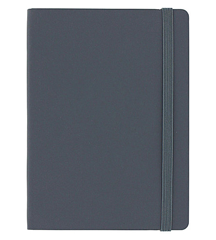 PAPERCHASE Agenzio lined A5 paper ntoebook