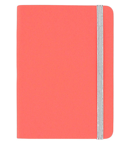 PAPERCHASE Agenzio lined paper notebook