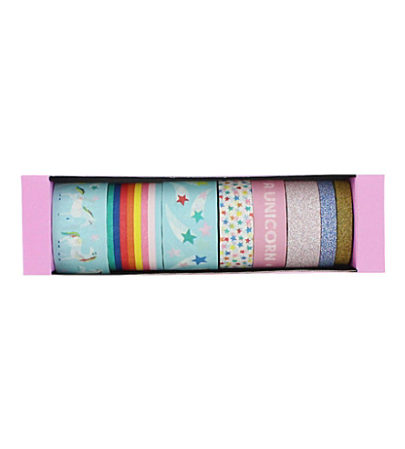 PAPERCHASE Us s/8 tapes unicorn star