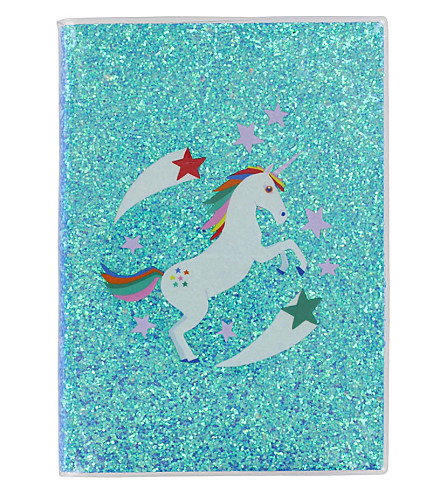 PAPERCHASE Us a5 glitter notebook