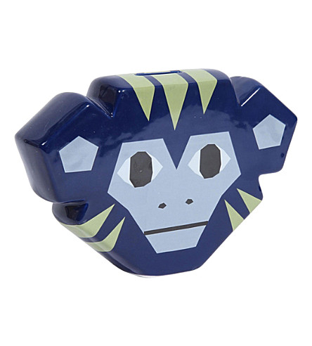 PAPERCHASE Monkey Puzzle money box