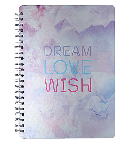 PAPERCHASE Fa a4 daily planner
