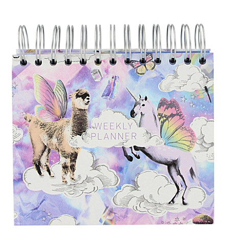 PAPERCHASE Fa study planner magical