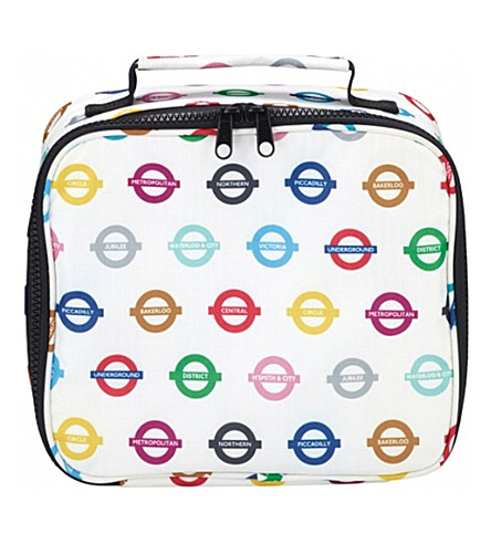 PAPERCHASE All Change insulated lunch bag