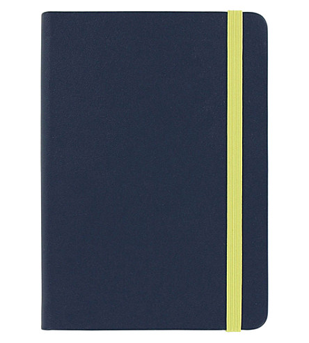 PAPERCHASE Agenzio soft paper notebook