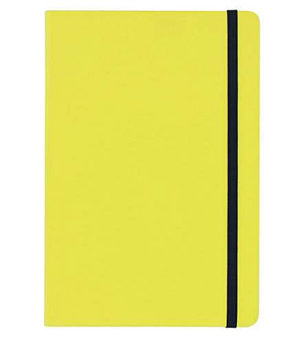 PAPERCHASE Agenzio large paper notebook