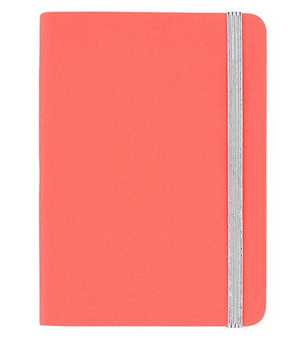 PAPERCHASE Agenzio paper notebook