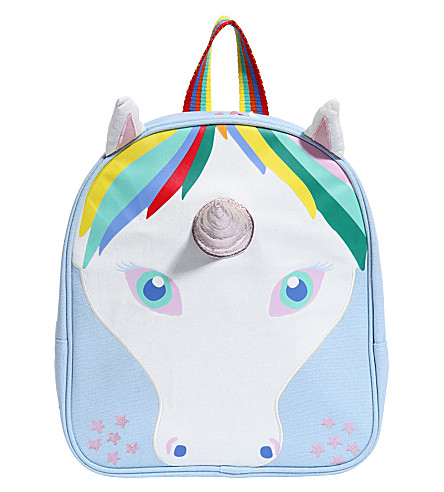PAPERCHASE Unicorn Star 3D detail rucksack