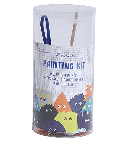 PAPERCHASE Bodo Modo painting kit