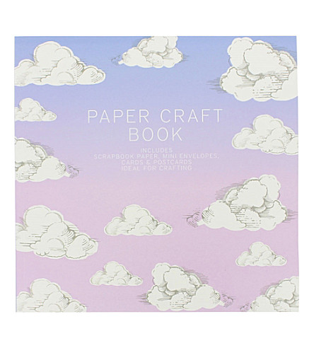 PAPERCHASE Flyaway Paper Craft book