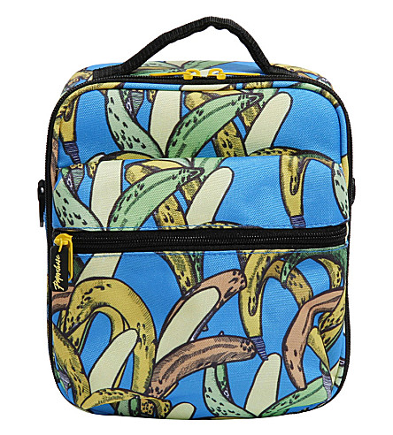 PAPERCHASE Banana lunch bag