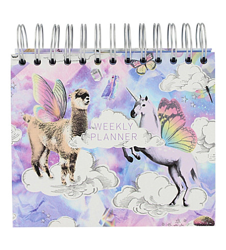 PAPERCHASE Flyaway magical study planner