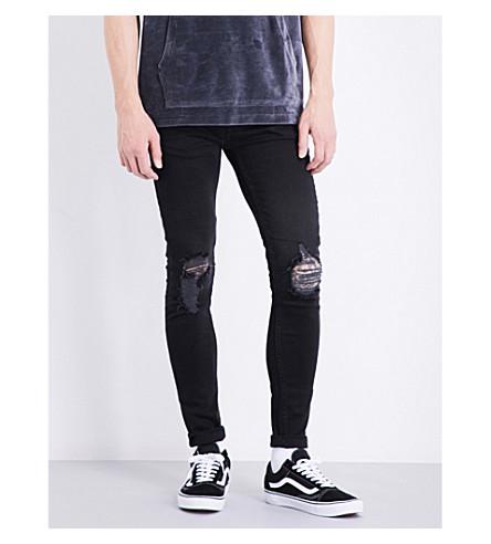 TOPMAN Goldie slim-fit skinny jeans