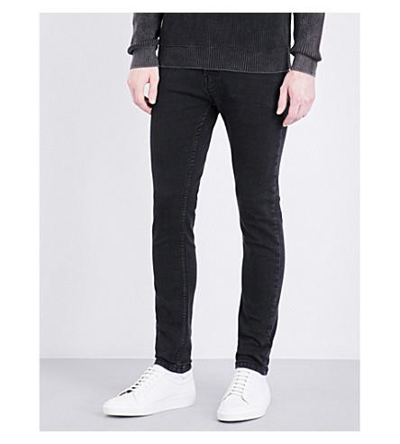 TOPMAN Dexter skinny-fit jeans