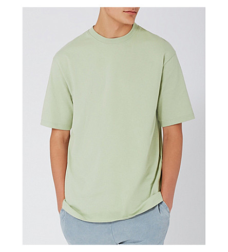 TOPMAN '90s Oversized cotton T-shirt (Multi