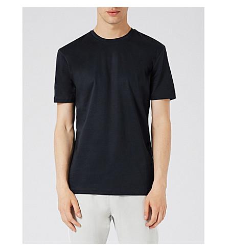 TOPMAN Mercer cotton-jersey T-shirt