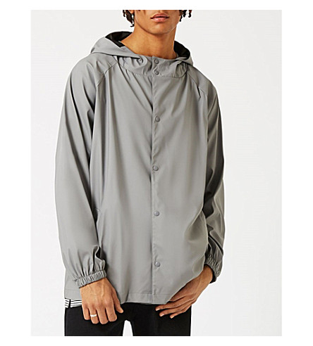 TOPMAN LTD shell rain mac