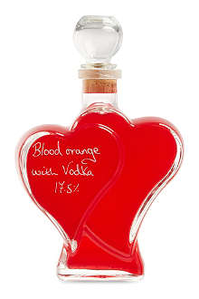VOM FASS Double heart with blood orange vodka