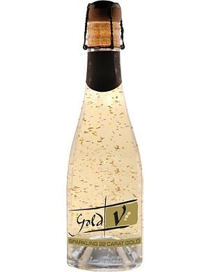 VOM FASS Sparkling 22-carat gold vodka 200ml