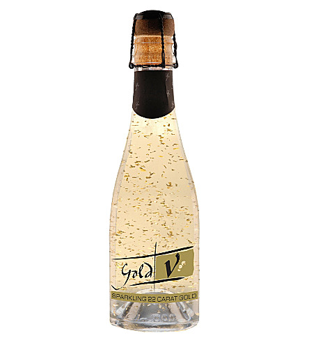 IL GUSTO Sparkling 22-carat gold vodka 200ml