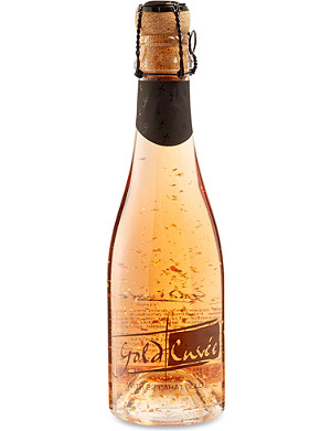 VOM FASS Gold Cuvée Rosé with 22-carat gold flakes 200ml