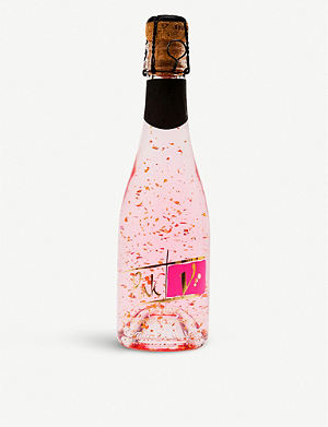 VOM FASS Pink Vodka with 22 carat gold flakes 200ml