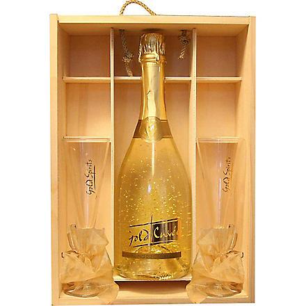 VOM FASS Sparkling Gold Cuvée gift set 750ml