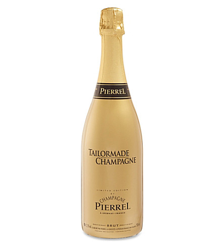 IL GUSTO Pierrel Tailormade Champagne 750ml