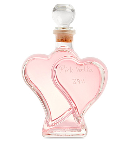 IL GUSTO Double Heart Pink vodka 500ml