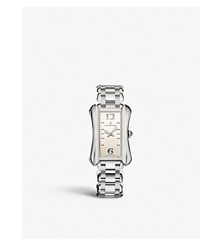 CARL F BUCHERER 00.10701.08.16.21 Alacria Queen stainless steel quartz watch
