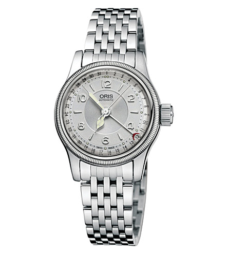 ORIS 4061-07 8 14 30 Big Crown Original stainless steel watch (Silver