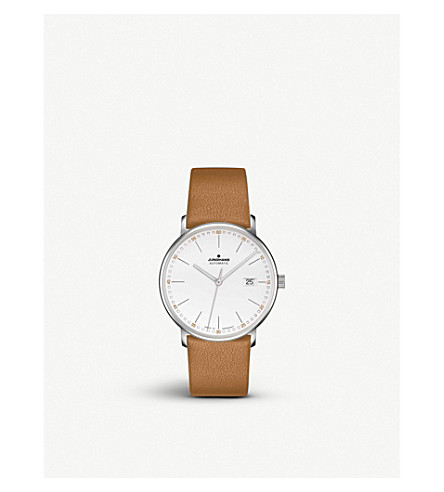 JUNGHANS Automatic stainless steel case