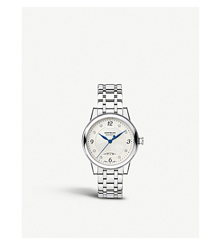 MONTBLANC 111056 波希米亚不锈钢腕表