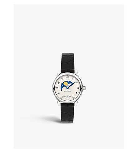 MONTBLANC 112496 Bohème Moonphase quartz watch (Silver