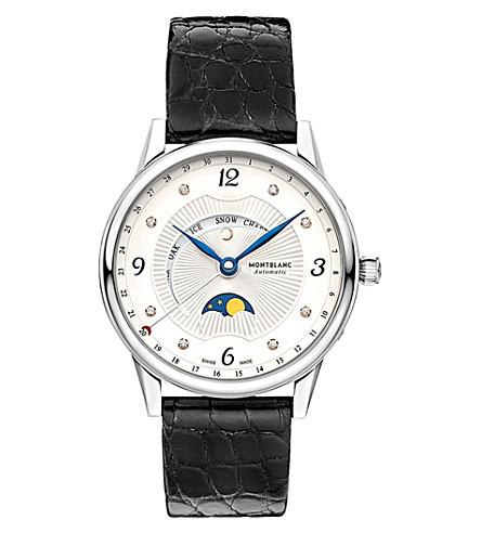 MONTBLANC Bohème Moongarden 112556 watch (Silver