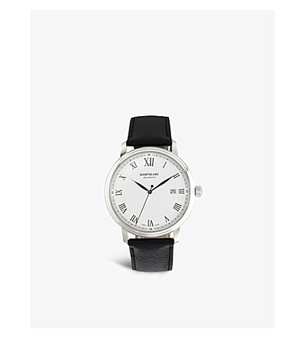 MONTBLANC Tradition Date Automatic 112609 watch (White